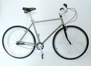 Bicicleta Ciudad Urbana Paseo Hibrida 3v Sturmey Archer R28