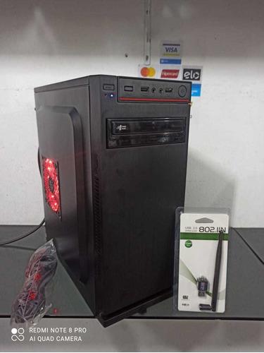 Pc Intel Core I3 3220 + 8gb Ram + Hd 500gb + Wi-fi - Oferta