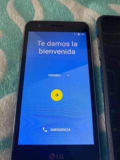 Teléfono Lg K4