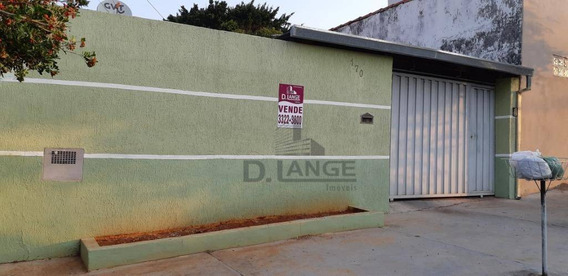 Casa Com 3 Dormitórios À Venda, 100 M² Por R$ 320.000,00 - Vila Miguel Vicente Cury - Campinas/sp - Ca13541