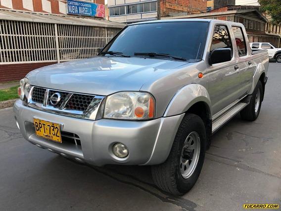 Nissan Frontier Np300 4x4 2400icc Mt Aa Abs