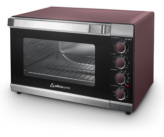 Horno Eléctrico Ultracomb Uc62rct 62lts. Cuotas