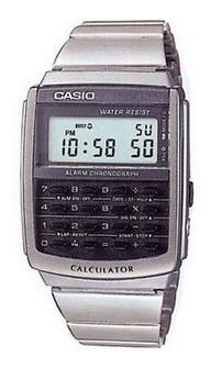 Relógios Masculinos Calculadora Ca-506-1df. 100% (vitrine)