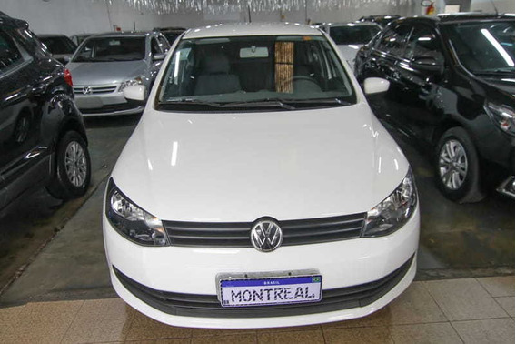 Volkswagen Gol Trendline 1.6 T. Flex 8v 2016