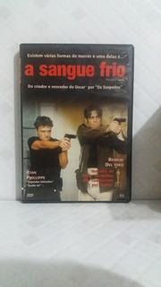 Dvd A Sangue Frio Filme Original Benicio Del Toro