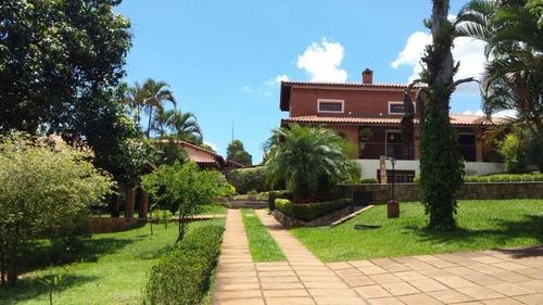 Chácara  Residencial À Venda, Itatiba. - Ch0623