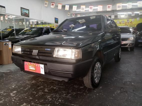 Fiat Uno Ex 1.0 4 Portas 2000 / Conservado