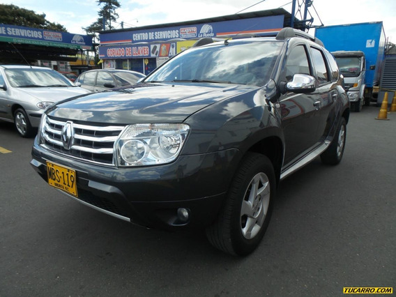 Renault Duster Dinamique 2.0 Full Equipo
