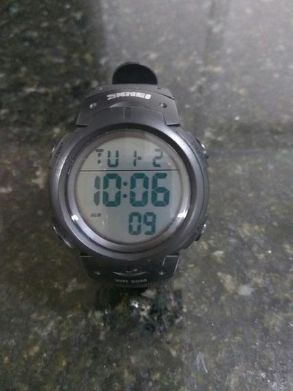 Relógio Digital Skmei