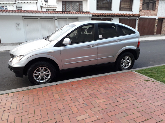 Ssangyong Actyon 2009 Mecanica 4x4
