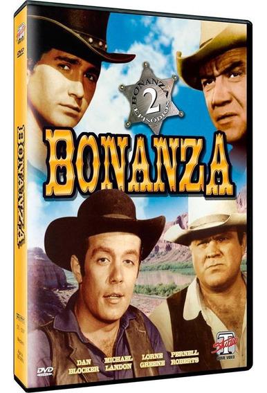 Bonanza - Distintivo Sem Honra / Cartas Na Mesa - Dvd