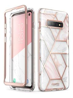 Funda Case Samsung Galaxy S10 I-blason Cosmo Mármol