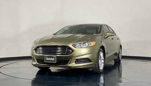 Imagen 1 de 15 de 118131 - Ford Fusion 2013 Con Garantía
