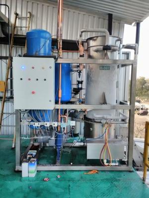 Fabricamos Maquinas De Hielo De Rolito Y Barras