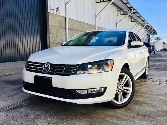 Volkswagen Passat Dsg 2014