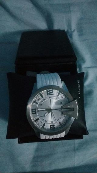 Relógio Lince Branco