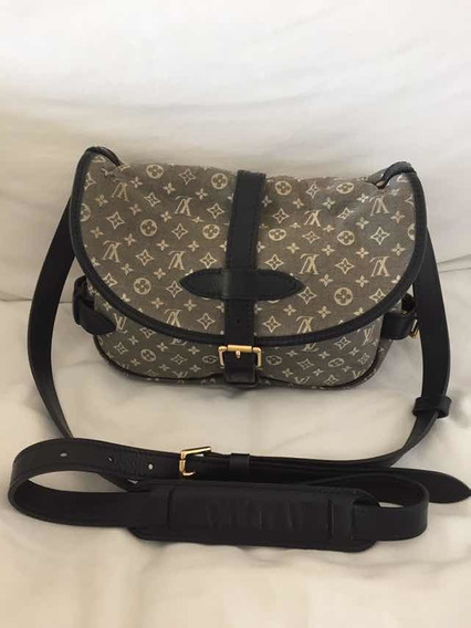 Bolsa Saumur Mm Jeans Louis Vuitton