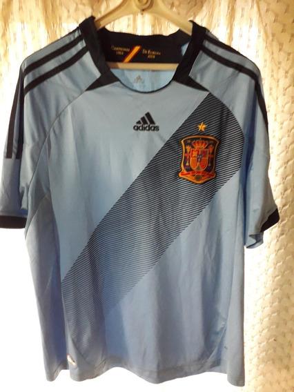 Camiseta España adidas Euro 2012