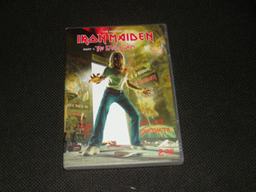 Iron Maiden- The Early Years Part I- Dvd Duplo!leia!