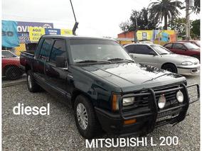 Mitsubishi L200 2.5 S/cab 4x2 Dh 1996