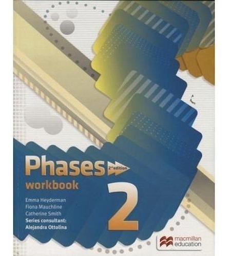 Imagen 1 de 1 de Phases 2 Second Edition - Workbook - Macmillan