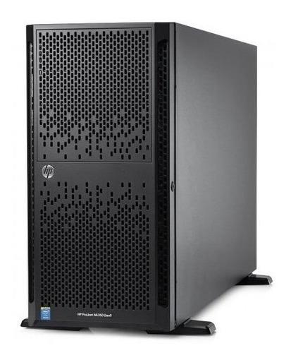 Servidor Hp Proliant Ml350 G9 Xeon E52620 2.4ghz Novo C/ Nfe