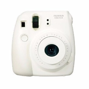 Fuji Kit Festa Instax Mini 8 - Branco