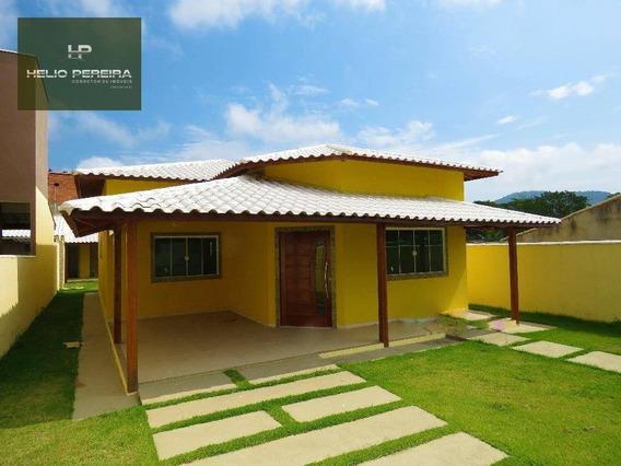 Casa E Quartos Em Condomínio - Ca0251