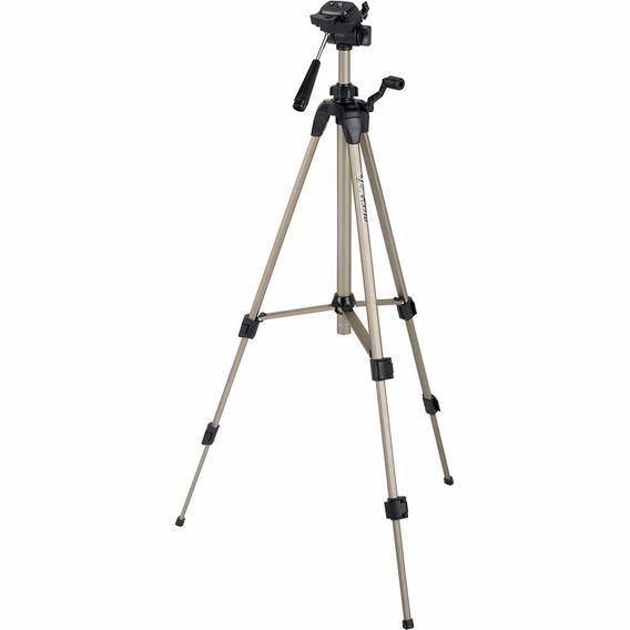 Tripé Weifeng Greika 1,38m Wt3710 Para Câmeras E Filmadoras