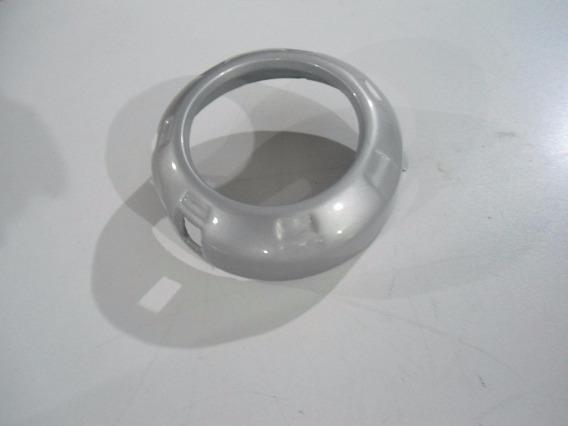Moldura Aro De Farol Auxiliar L200 Triton Hpe 08/10 (fibra)