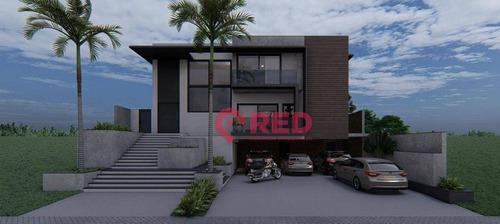 Imagem 1 de 30 de Sobrado Com 4 Dormitórios À Venda, 605 M² Por R$ 3.800.000,00 - Condomínio Fazenda Imperial - Sorocaba/sp - So0462