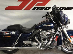 Harley Davidson Street Glide 2012 Azul