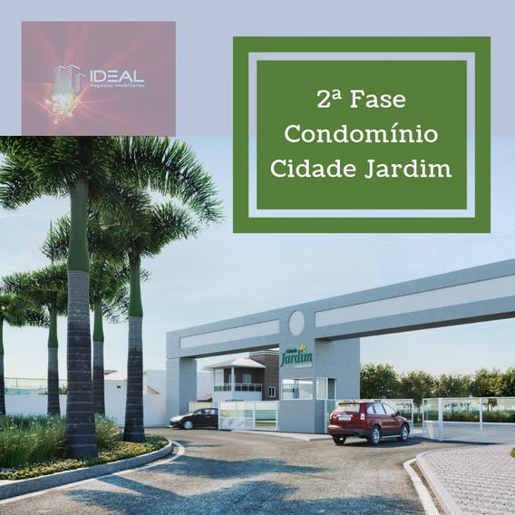 Cidade Jardim - Terrenos Em Condomínio Fechado Em Campos - 7748