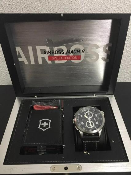 Reloj Victorinox Airboss Automatico