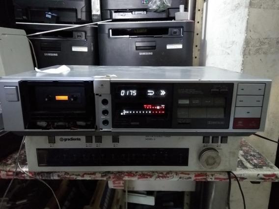 Tape Deck Akai Hx-r44 Funcionando