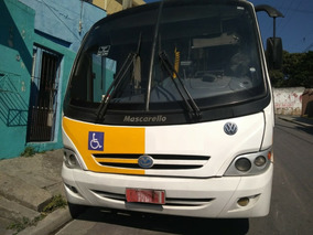 Micro Ônibus Mascarello Vw 9150 2009 2010 25l 2p Aurovel
