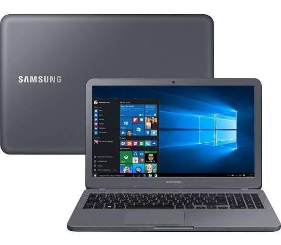 Notebook Sansung E30 5 Meses De Uso