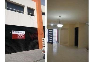 Casa En Renta Equipada Para Oficinas Barrio Mirasol
