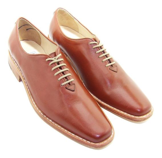 Calzado Fino De Hombre Cuero Color Suela - Calzados Union