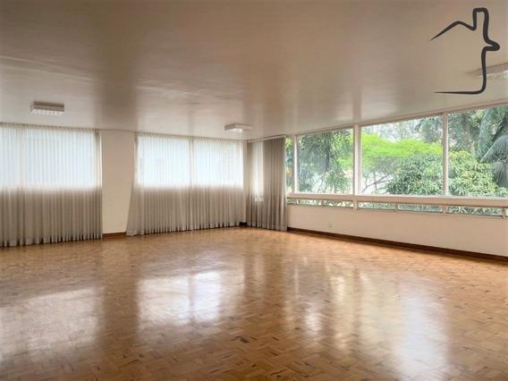 Apartamento Para Locação Com 2 Suítes 3 Vagas No Jardim Paulista - Ap00610 - 34481108