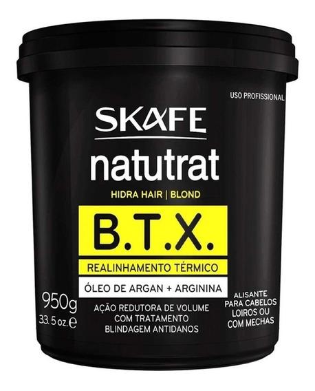 Botox Natutrat Hidra Hair Blond 950g - Skafe