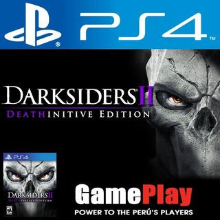 Darksiders 2. Juego Sellado Playstation 4 Playstation4 Ps4