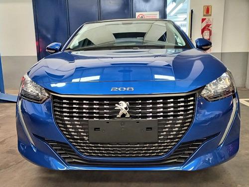 Peugeot 208 Active Tiptronic 1.6 115cv 0km 2021