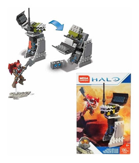 Mega Construx Halo Destruccion De Radar 130 Pzas