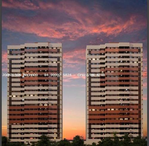 Imagem 1 de 15 de Apartamento Para Venda Em Natal, Dix-sept Rosado/lagoa Nova - Alvorada Residencial, 3 Dormitórios, 1 Suíte, 2 Banheiros, 2 Vagas - Ap1494-al_2-1071185