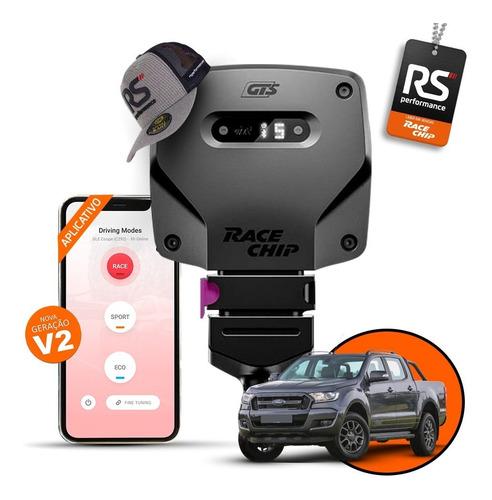 Racechip Ford Ranger T7 2.2 Chip De Potência Gts V2 + App