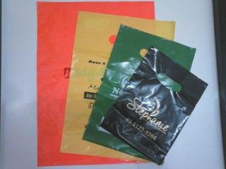 Sacolas Plasticas Personalizadas 100 Unidades Tam. 40x50