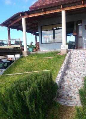 Alquiler Punta Del Diablo. Casa San Cono 2 Cuadras Del Mar
