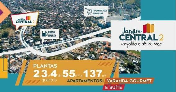 Pré Lançamento Jardim Central 2 - Alcântara São Gonçalo Rj