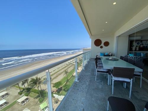 Imagen 1 de 14 de Espectacular Departamento Ocean Front Playa Diamante